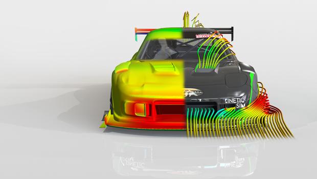 3 Rotor Racing RX7