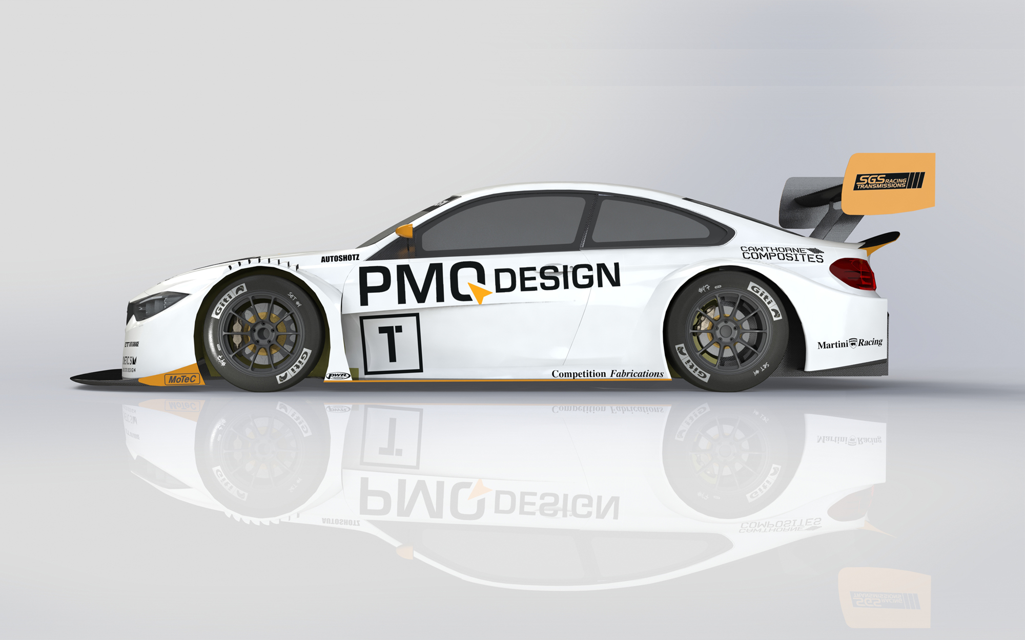 PMQ T1 BMW Aero Design